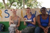 Sophie, Megan & Alberta