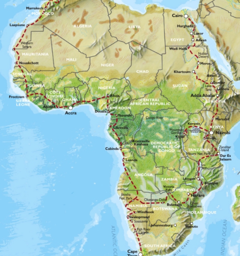 Ultimate Africa Overland Expedition