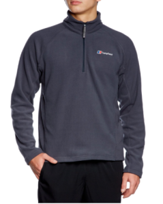 Berghaus Men's Arnside Half Zip Fleece